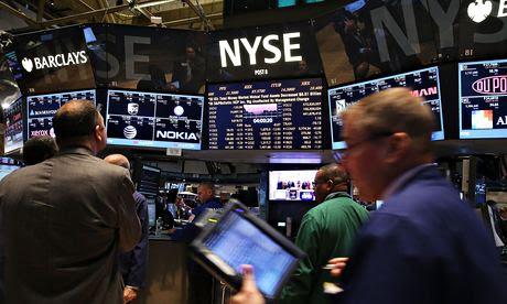 Pregão da NYSE