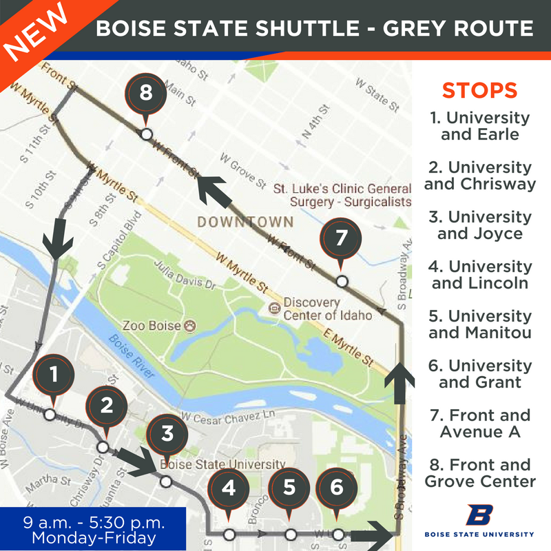 Grey Route