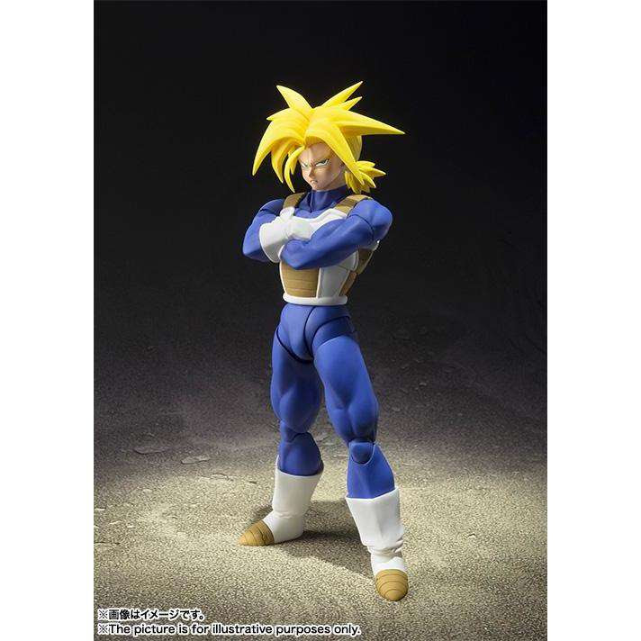 Image of Dragon Ball Z S.H.Figuarts Super Saiyan Trunks