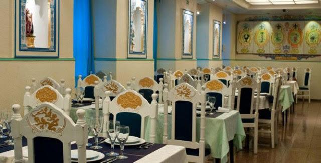 delicias de goa restaurante goes lisboa interior 2