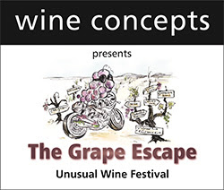 The Grape Escape Unusual Wine Festival