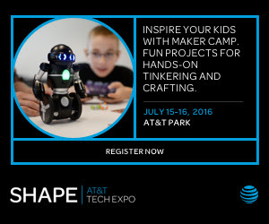 Inspire your kids with Maker Camp. Fun Projects for hands-on tinkering and crafting.