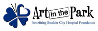 Art In The Park Logo - Boulder City Hospital Foundation