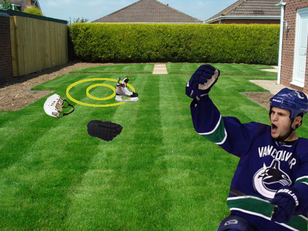 lawn3 Vancouver Canucks Father Day Gifts
