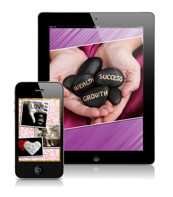 Vision Board App - Free Gift for YOU!