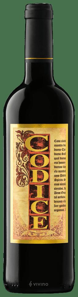 Dominio de Eguren Códice | Wine Info