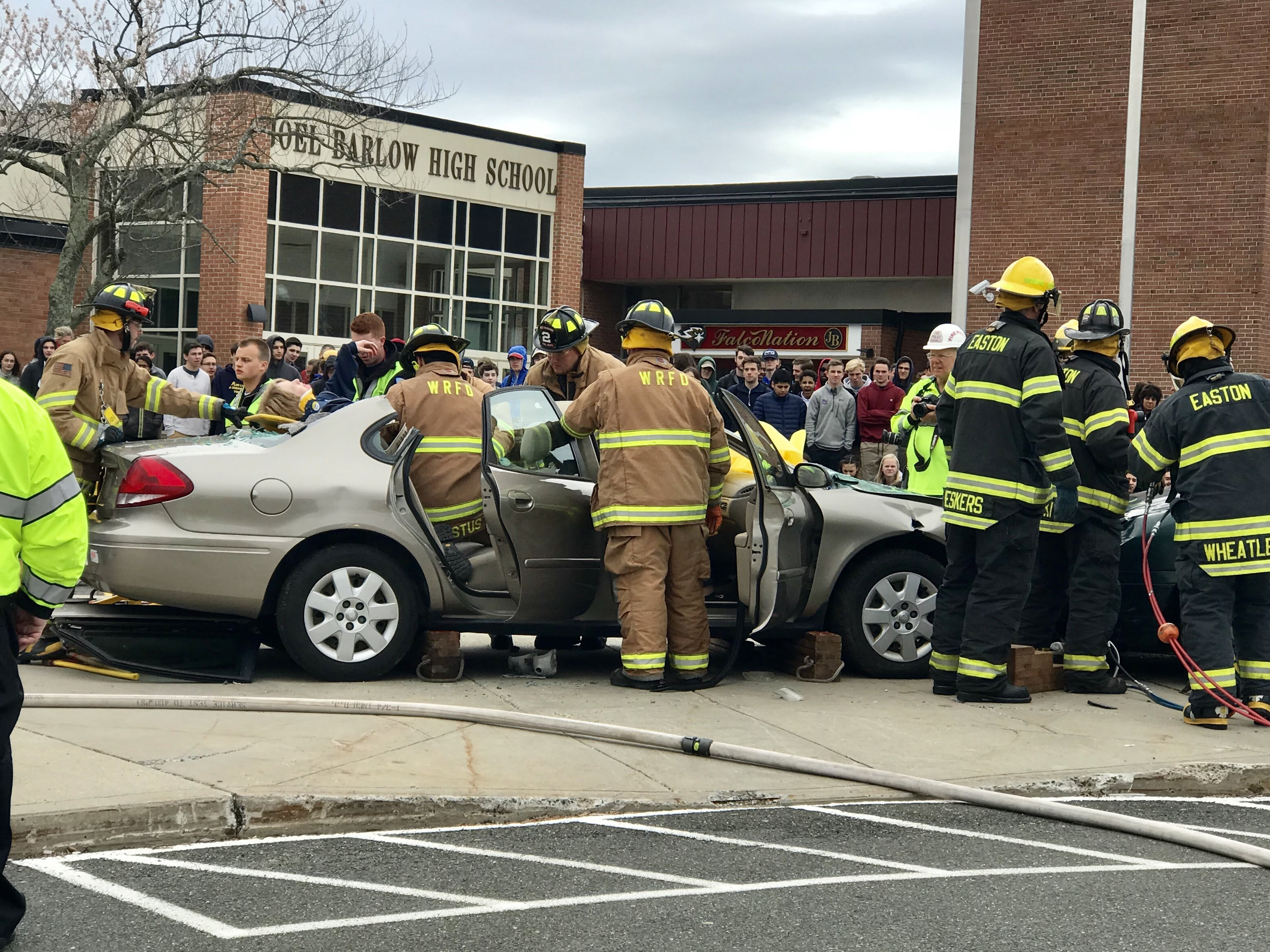 Mock Crash – hello, News CT