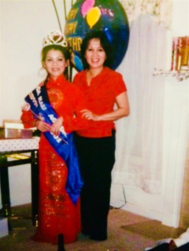 Miss Ao Dai GA