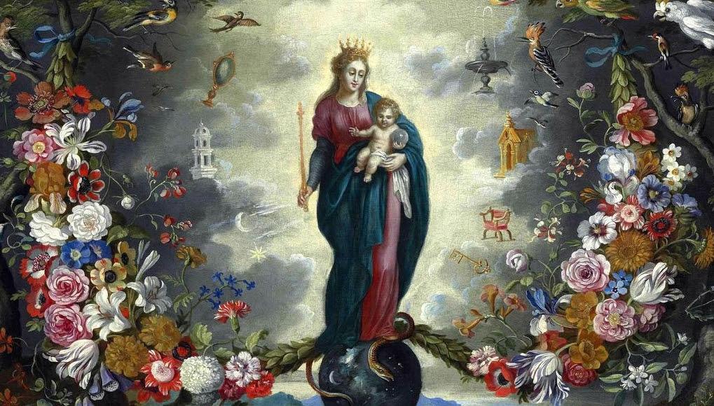 Maj – Miesiąc Maryi (Dzień 30) – Niewolnik Maryi