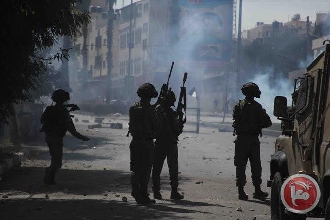 Soldados israelíes asesinaron hoy a un niño palestino de 12 años