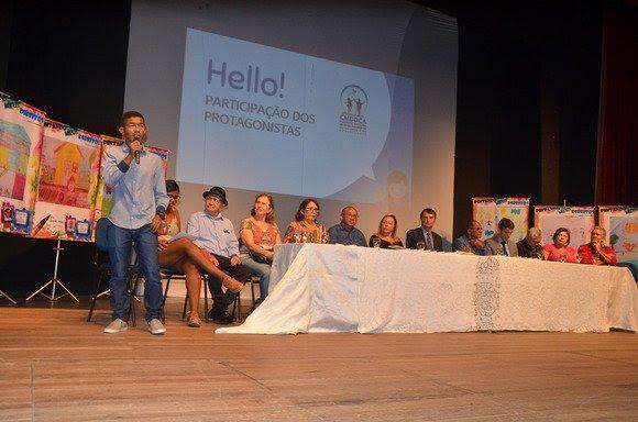 Resultado de imagem para Romero  empossa novos conselheiros tutelares e destaca  avanços nas políticas públicas em defesa de crianças e  adolescentes