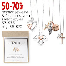 Fashion jewelry and fashion silver