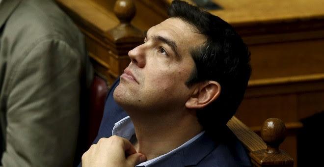 El primer ministro griego, Alexis Tsipras.- REUTERS