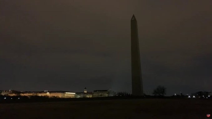 DC Blackout at White House & Washington Monument! Lights Go Out WITHOUT Explanation! NPS Probes! 0-92