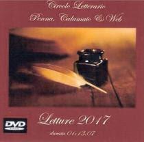 Immagine dvd Letture 2017 Penna Calamaio e Web