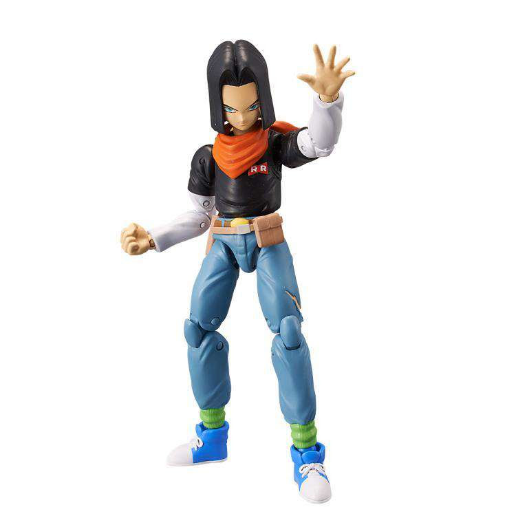 Image of Dragon Ball Z Dragon Stars Android 17- Q2 2019