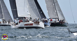 J/122 sailing NYYC IRC East Coasts
