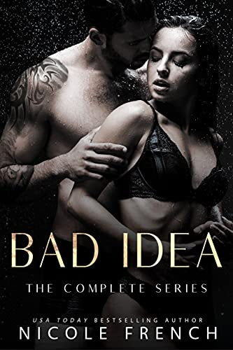 Cover for 'Bad Idea: The Complete Series'