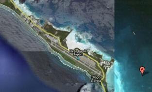 DIEGO GARCIA GOOGLE MAPS