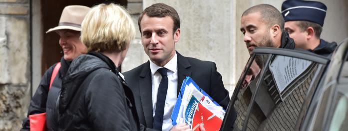 la pause de Macron, la percée du FN en vue des législatives, le silence gêné de Philippot sur Boutin