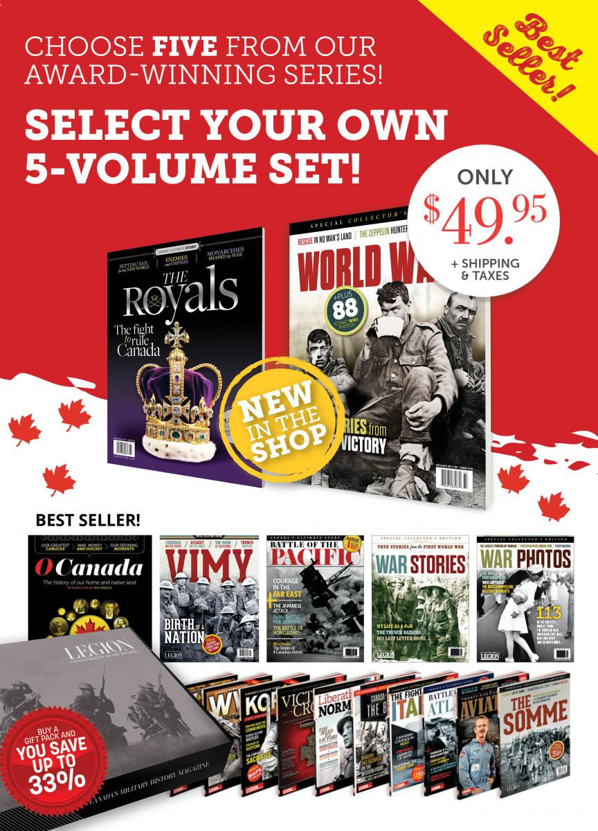 Best Selling 5-Volume Set!