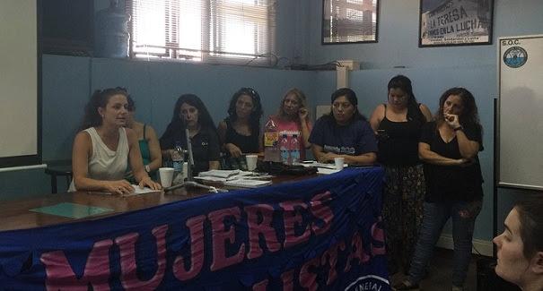 Mujeres Sindicalistas 2