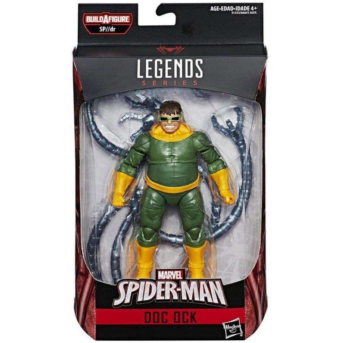 Image of Spider-Man Marvel Legends Wave 10 (SP//DR BAF) - Doc Ock