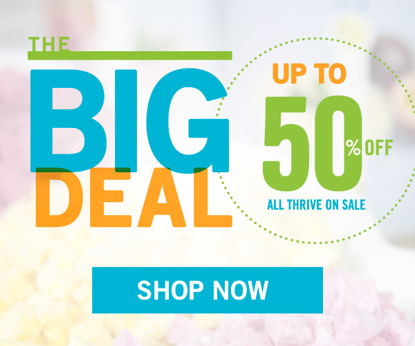 The Big Deal - Up To 50% Off