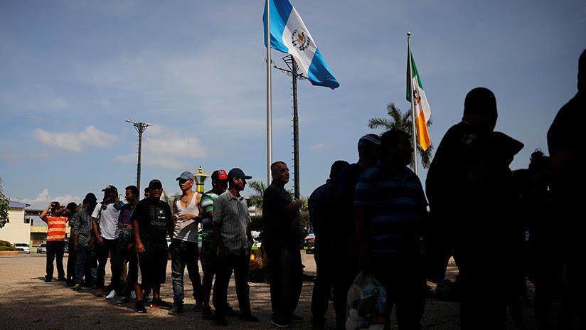 """Trump: """"Cortaremos toda la ayuda"""" a Honduras, Guatemala y El Salvador"""