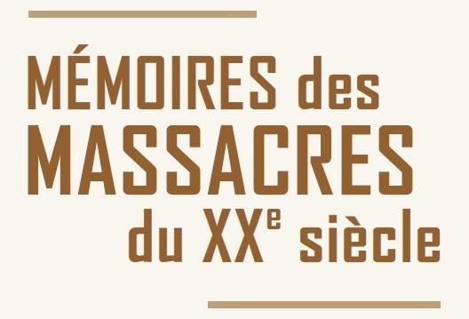 Mémoires des massacres