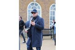 Jay Hanley at the Tattersalls October Sale