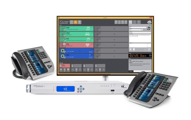 Telos VX Enterprise Broadcast VoIP Phone System