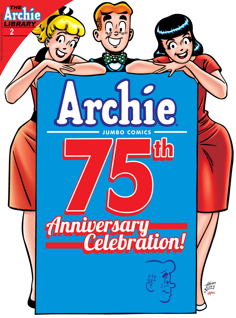 Archie 75th Anniversary Digest #2 cover