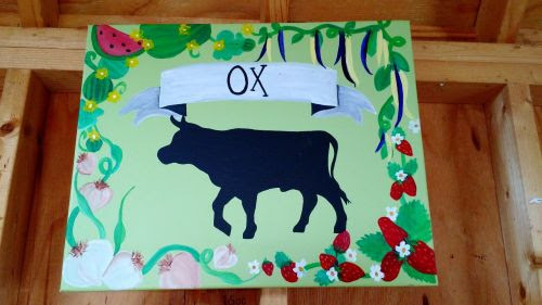 ox sign