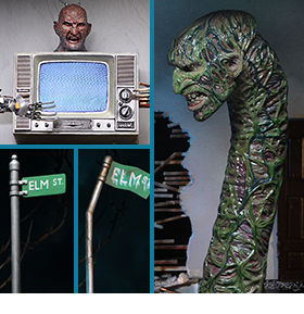 NIGHTMARE ON ELM STREET DELUXE ACCESSORY SET