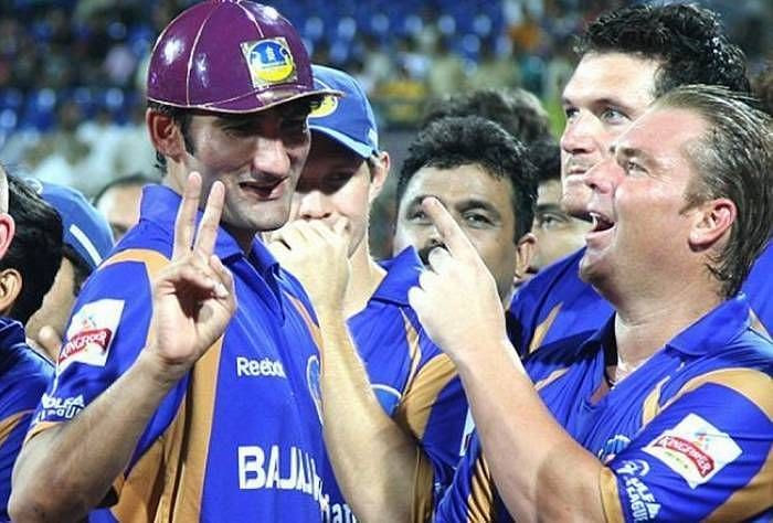 Sohail Tanvir won the first purple cap in the history of IPL.