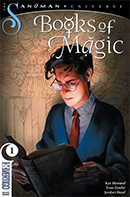 BOOKS OF MAGIC #1