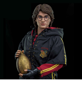 Harry Potter and the Goblet of Fire Harry Potter (Triwizard Tournament Ver.) 1/6 Scale Figure