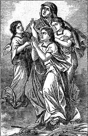 Żywot św. Zofii, Wdowy i trzech jej córek, Męczenniczek - Wikiźródła, wolna biblioteka