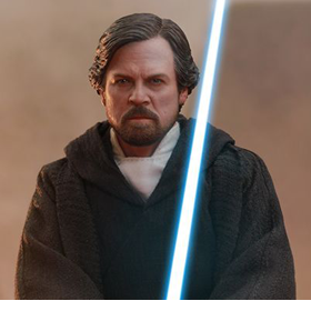 STAR WARS: THE LAST JEDI MMS507 LUKE SKYWALKER 1/6 SCALE FIGURE