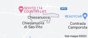 Mappa di: Chiesanuova