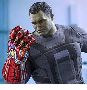 Avengers: Endgame MMS558 Hulk 1/6th Scale Collectible Figure