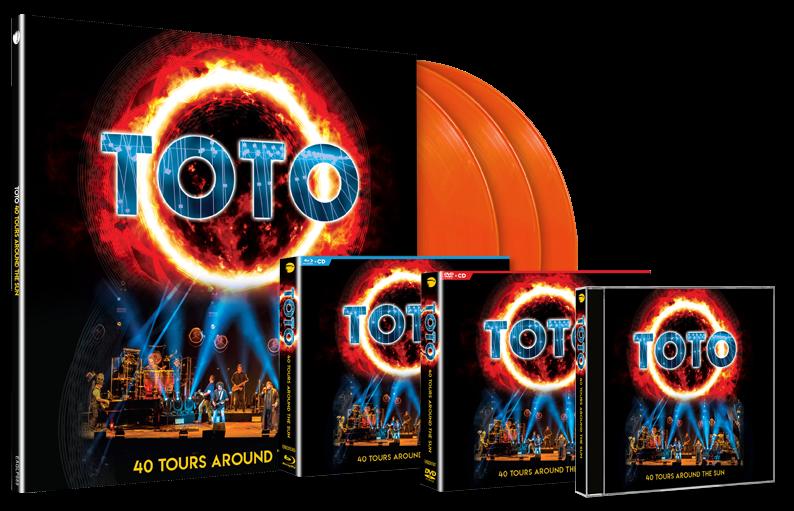 TOTO en 4 formats audio et vidéo