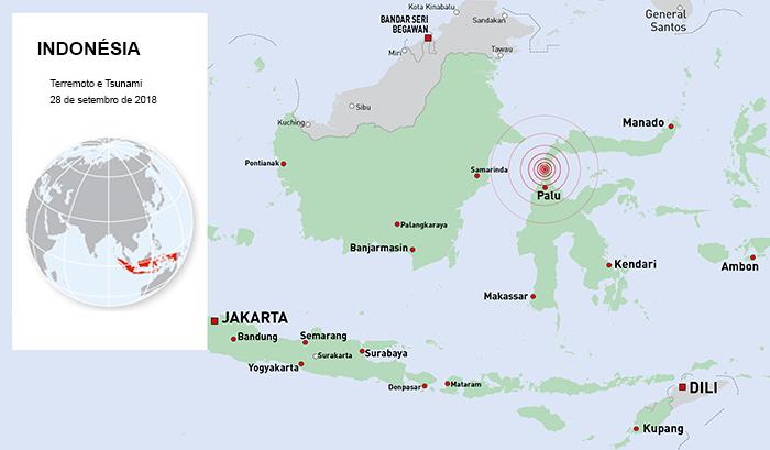Indonésia - Médicos Sem Fronteiras