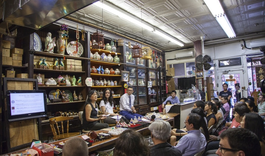 As New Galleries Move In, Chinatown Residents Say Not So Fast