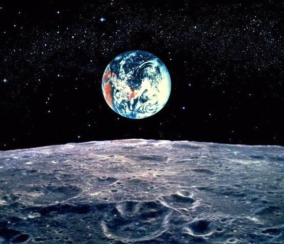 Is Earth a Satellite to the Moon