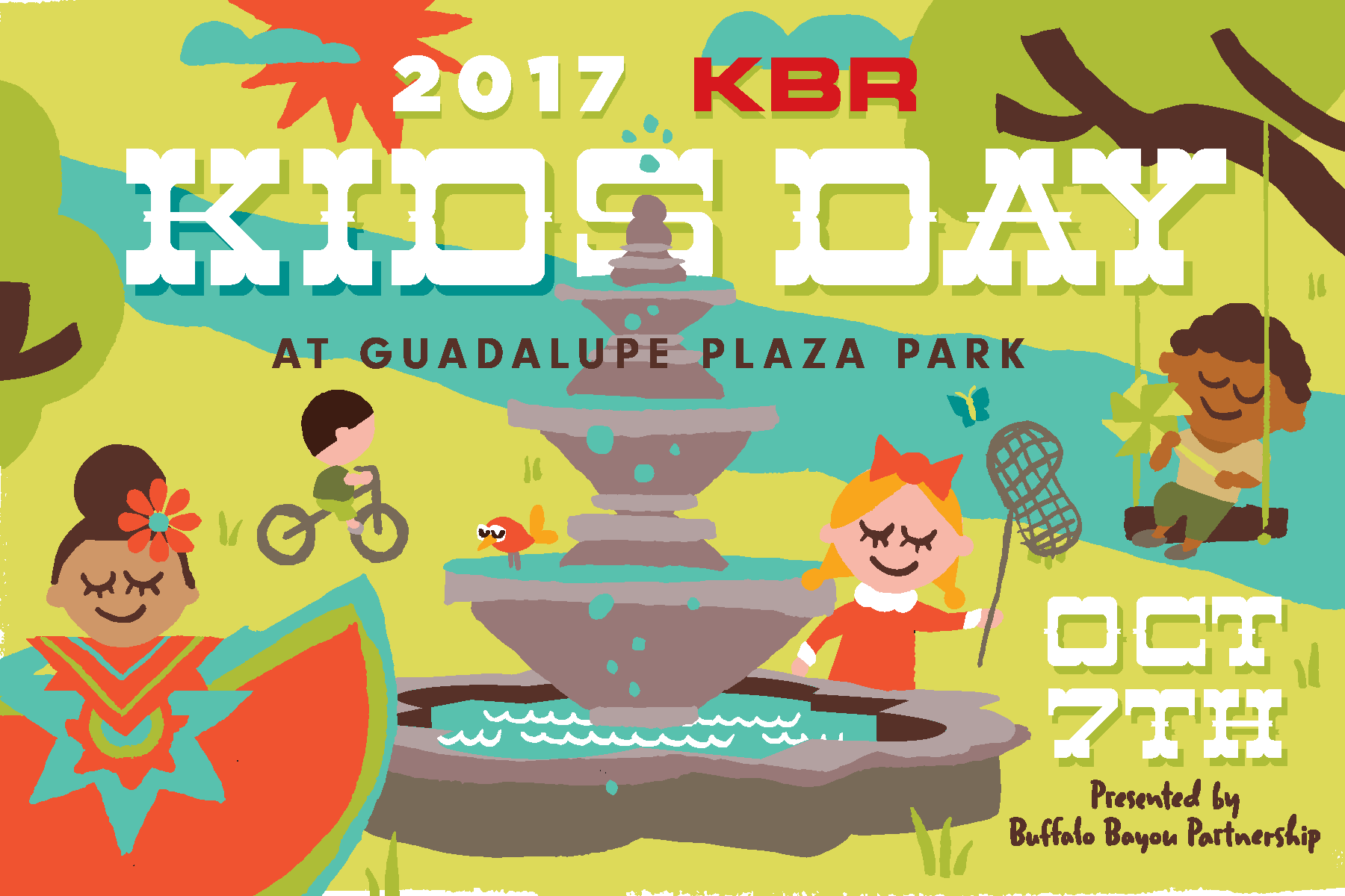 11th Annual KBR Kids Day @ Houston | Texas | United States