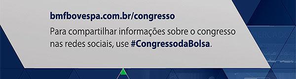 Acesse bmfbovespa.com.br/congresso