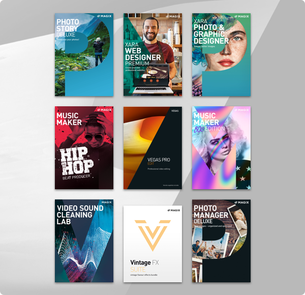 Humble Software REBundle: VEGAS Pro: Discover Creative Freedom