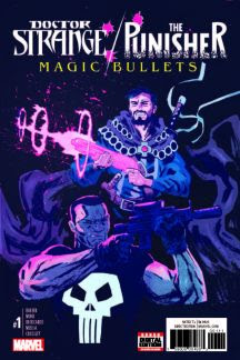 Doctor Strange/Punisher: Magic Bullets #1